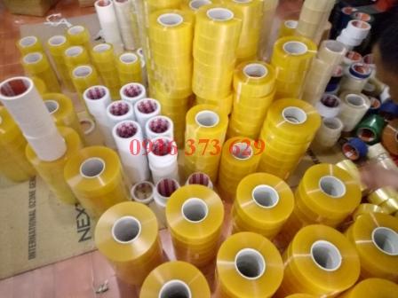 Băng keo trong các loại tại Minh Sơn | Nhà sản xuất Băng keo Minh Sơn
