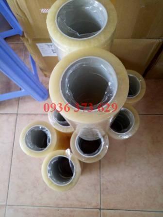Băng keo trong lõi nhựa | Nhà sản xuất Băng keo Minh Sơn