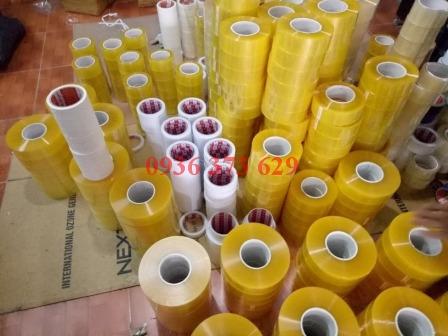 Băng keo trong | Nhà sản xuất Băng keo Minh Sơn