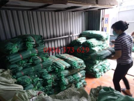 Bao tải dứa nhiều màu khác nhau | Nhà sản xuất và cung cấp Minh Sơn MSC