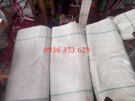 Bao tải trắng tráng nhựa 60x100cm | Nhà sản xuất và cung cấp Minh Sơn MSC