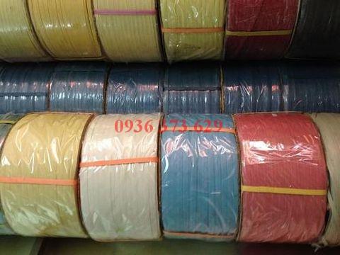 Dây đai nhựa pp 10kg | Minh Sơn MSC