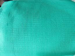Lưới công trình  màu xanh