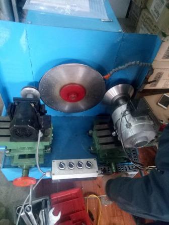 Mài dao máy cắt băng dính | Minh Sơn MSC