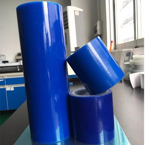 Màng nhựa dính xanh dương