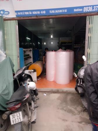 Màng xốp hơi tại Minh Sơn