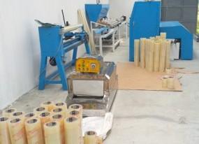 Máy móc và thiết bị  sản xuất băng keo