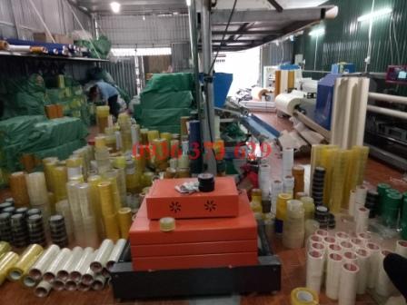 Máy sản xuất băng keo công nghệ cao