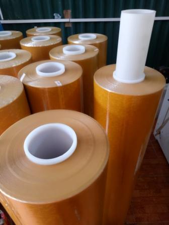 Ống nhựa làm lõi băng keo loại 500 mét