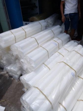 Sản xuất băng keo dùng ống nhựa chuẩn