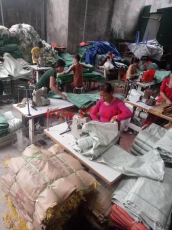 Xưởng gia công bao tải   Nhà sản xuất và cung cấp Minh Sơn MSC